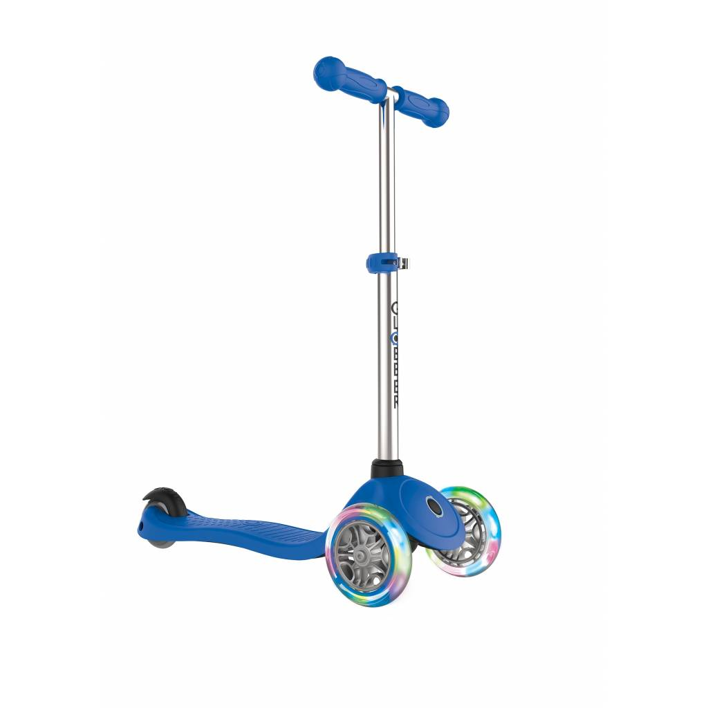 Globber Globber Primo Lights Scooter - Blue