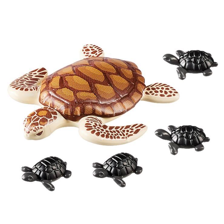 Playmobil Playmobil 9071 Sea Turtle with Babies