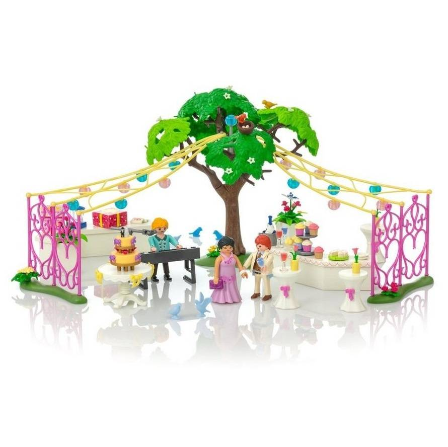Playmobil Playmobil 9228 Espace Cocktail de Mariage