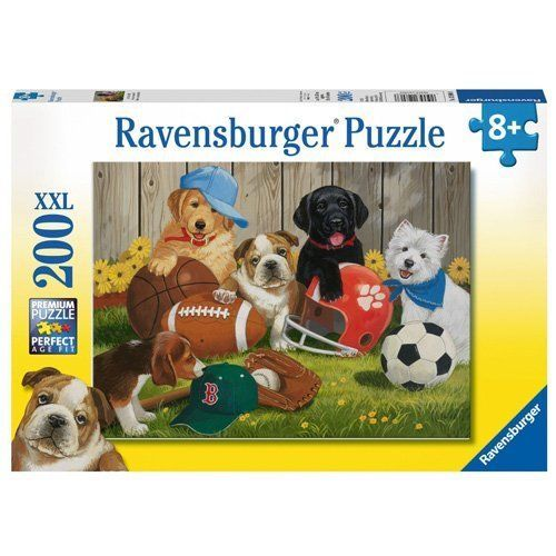 Ravensburger Ravensburger 12806 Let's Play Ball 200pcs