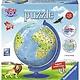 Ravensburger Ravensburger 12339 3D Puzzle Earth Globe 180pcs