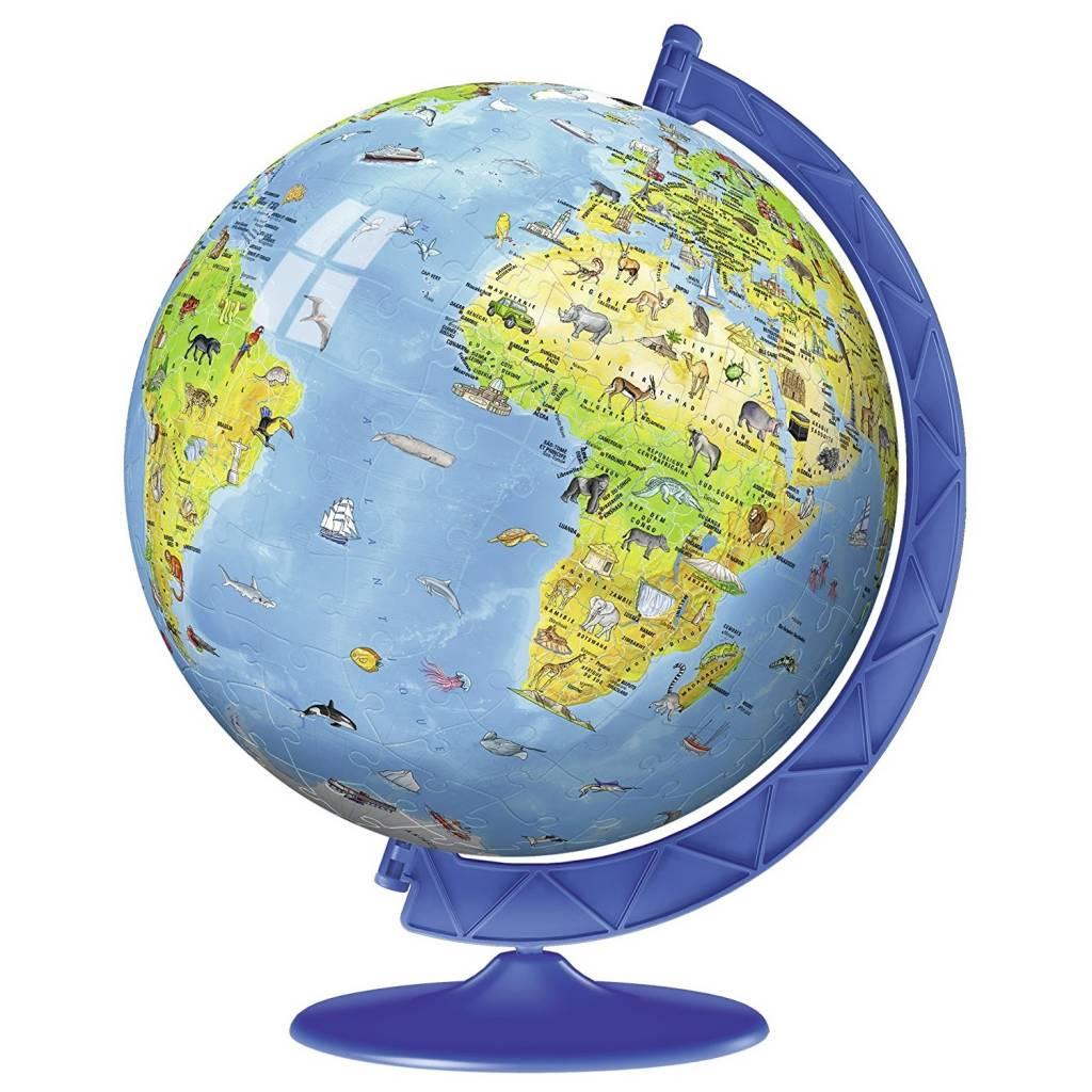 Ravensburger Ravensburger 12339 Puzzle 3D Globe Terrestre 180pcs