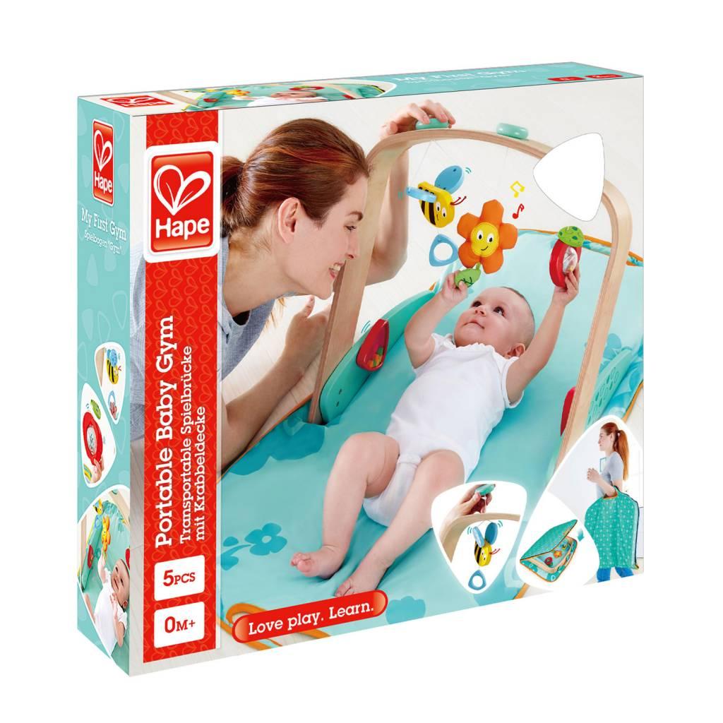 Hape Hape E0045 Gym Portable Pour Bébé