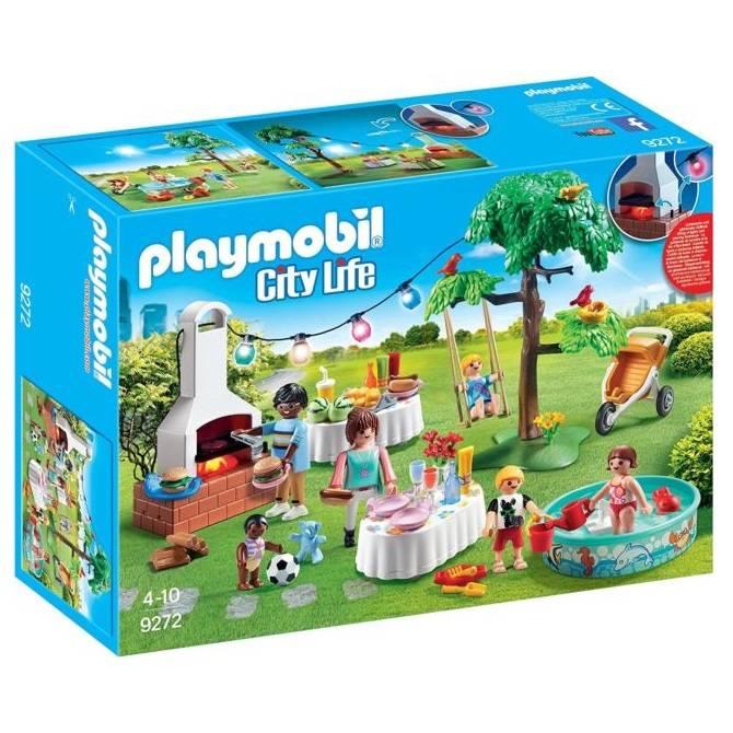 Playmobil Playmobil 9272 Housewarming Party