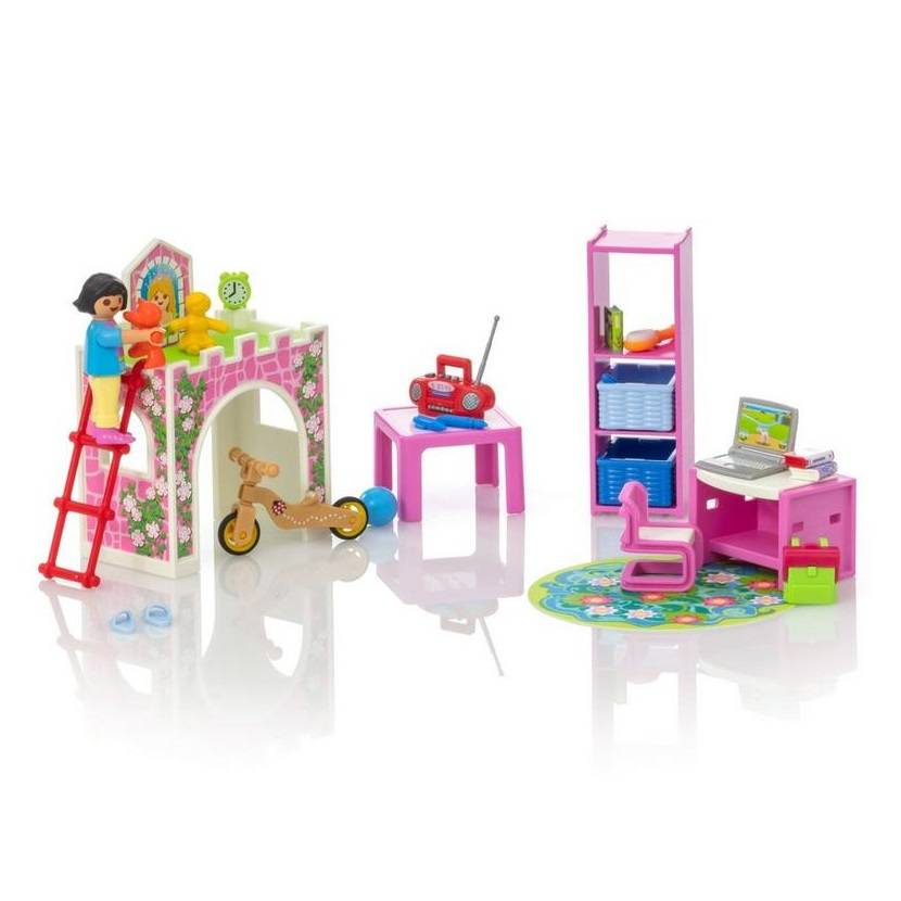 Playmobil Playmobil 9270 Children's Room