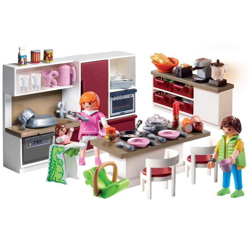 Playmobil Playmobil 9269 Kitchen