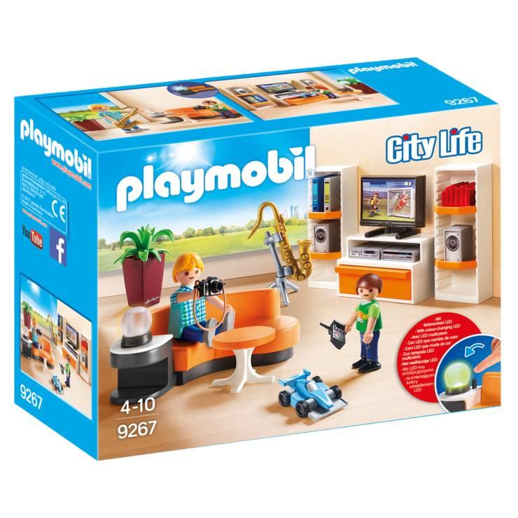 Playmobil Playmobil 9267 Living Room