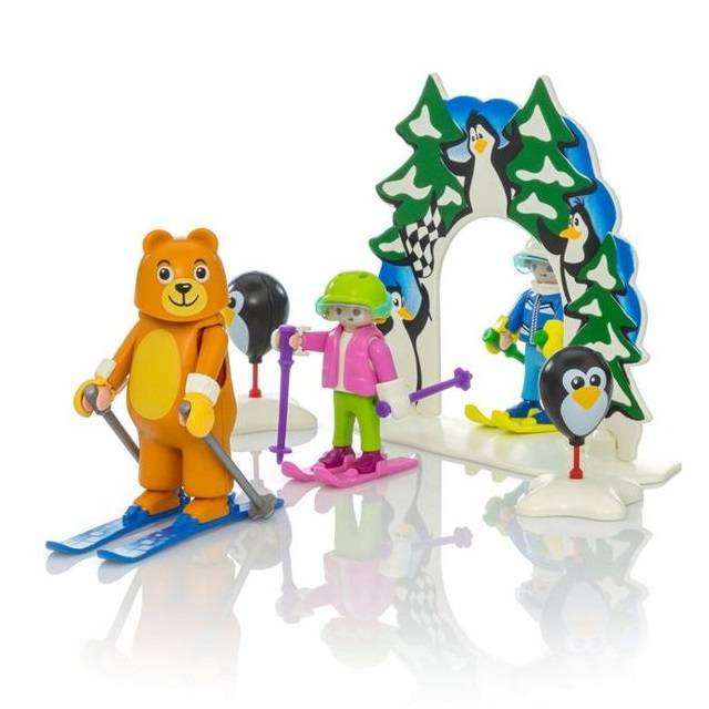 Playmobil Playmobil 9282 Ski Lesson