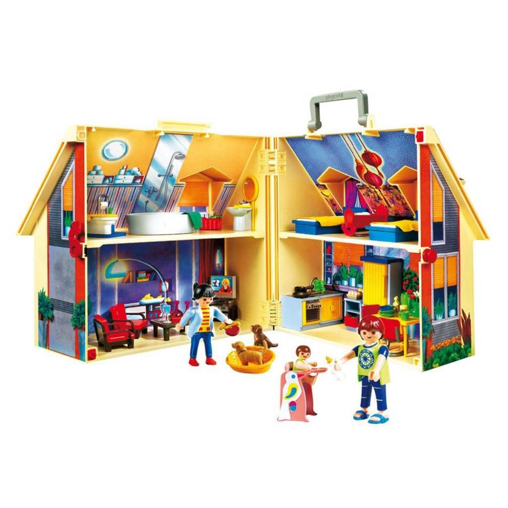Playmobil Playmobil 5167 Take Along Modern Doll House