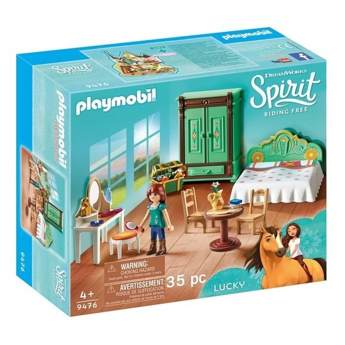 Playmobil Playmobil 9476 Lucky's Bedroom