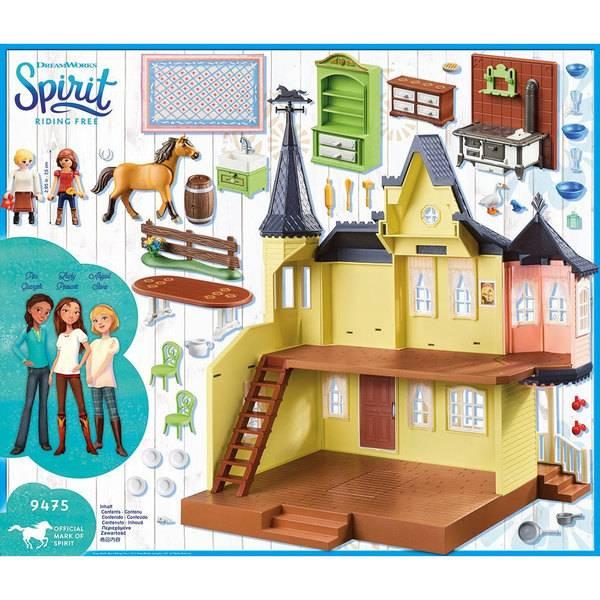 Playmobil Playmobil 9475 Lucky's Happy Home