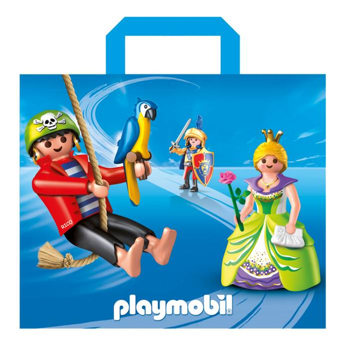 Playmobil Playmobil 86489 Reusable Large Shopping Bag