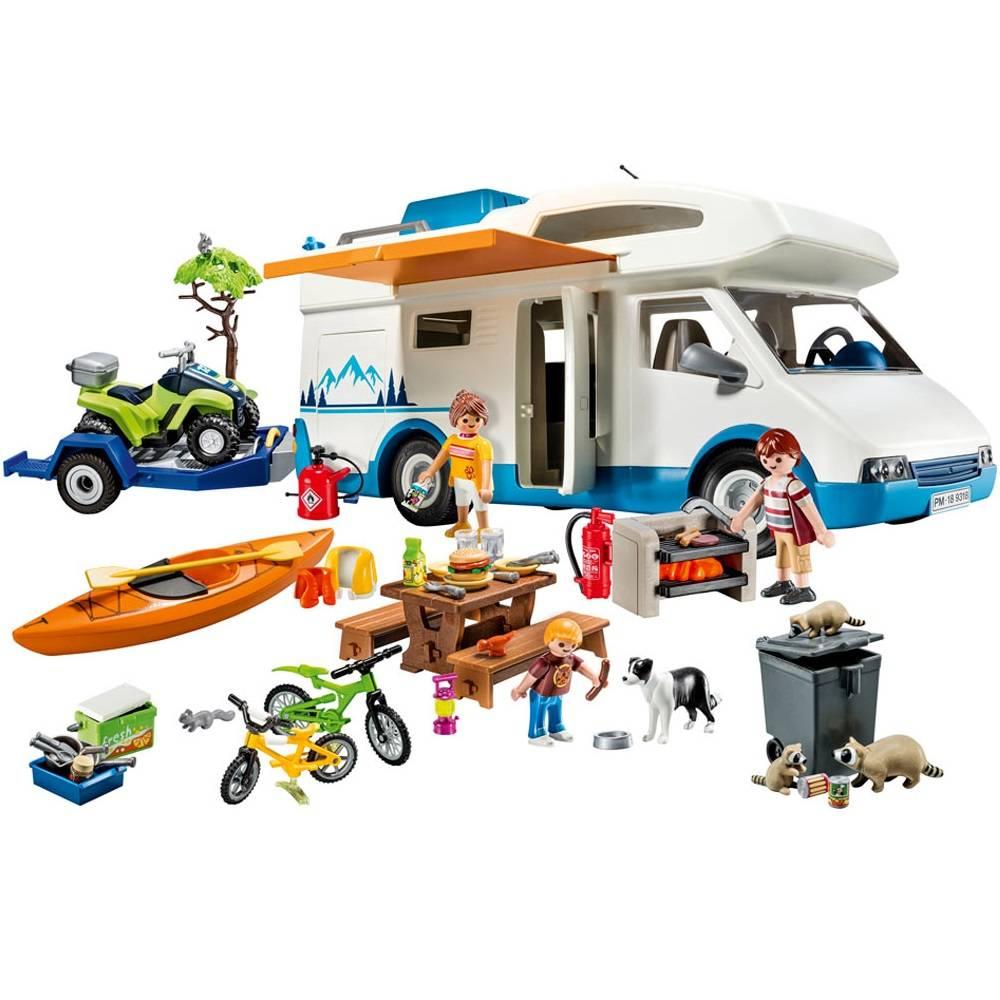 Playmobil Playmobil 9318 Camping Adventure
