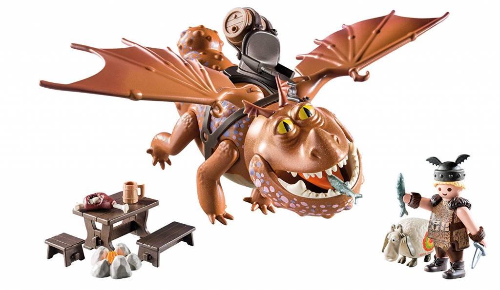Playmobil Playmobil 9460 Fishlegs and Meatlug