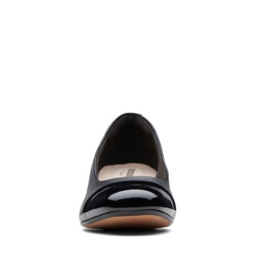 big selection professional website the sale of shoes Clarks - CHARTLI DIVA BLACK 26136400