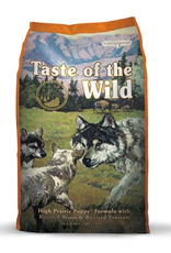 Taste Of The Wild Taste of the Wild grain free high prairie bison and venison puppy dry dog food