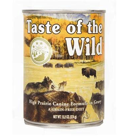 Taste Of The Wild Taste of the Wild high prairie bison canned