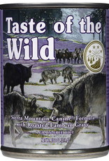 Taste Of The Wild Taste of the Wild sierra mountain roasted lamb canned dog food