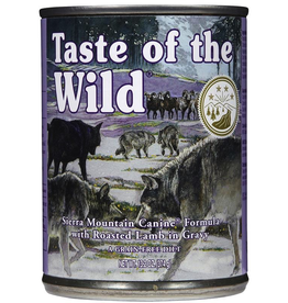 Taste Of The Wild Taste of the Wild sierra mountain canned