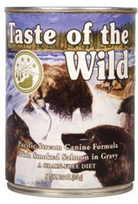 Taste Of The Wild Taste of the Wild grain free pacific stream smoked salmon canned dog food