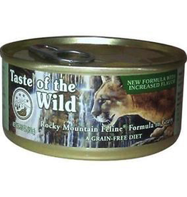 Taste Of The Wild Taste of the Wild rocky mountain canned