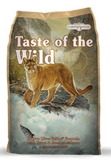 Taste Of The Wild Taste of the Wild grain free canyon river trout and smoked salmon dry cat food