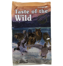 Taste Of The Wild Taste of the Wild wetlands wild fowl