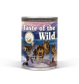 Taste Of The Wild Taste of the Wild wetlands