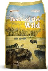 Taste Of The Wild Taste of the Wild Canine Dry high prairie venison and bison 30lbs