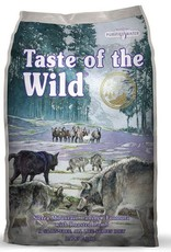 Taste Of The Wild Taste of the Wild grain free sierra mountain roasted lamb dry dog food