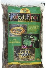 ZOO MED LABS INC Zoo Med Labs forest floor cypress mulch bedding 8qt