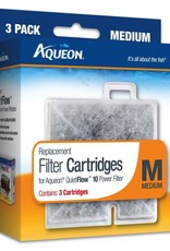 AQUEON Aqueon Replacement Filter Cartridge Medium 3pk