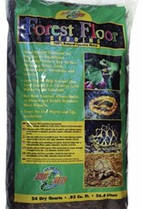 ZOO MED LABS INC Zoo Med Labs forest floor cypress mulch bedding 24qt