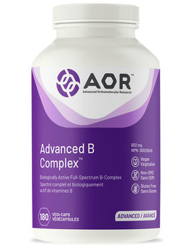 AOR AOR - Advanced B Complex - 180 V-Caps
