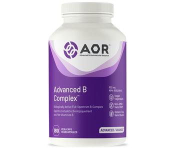 AOR - Advanced B Complex - 180 V-Caps