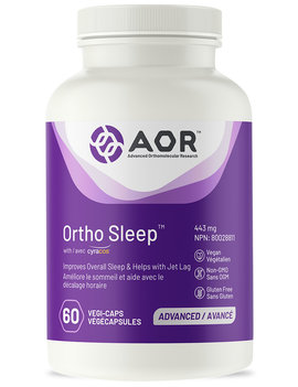 AOR AOR - Ortho Sleep - 60 V-Caps
