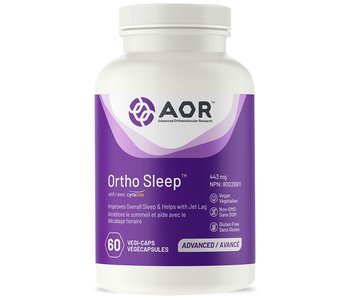 AOR - Ortho Sleep - 60 V-Caps