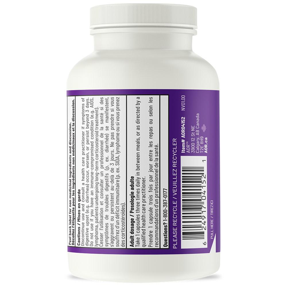 AOR AOR - Saccharomyces Boulardii - 90 V-Caps