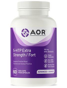 AOR AOR - 5-HTP Extra Strength - 60 V-Caps