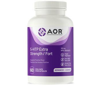 AOR - 5-HTP Extra Strength - 60 V-Caps