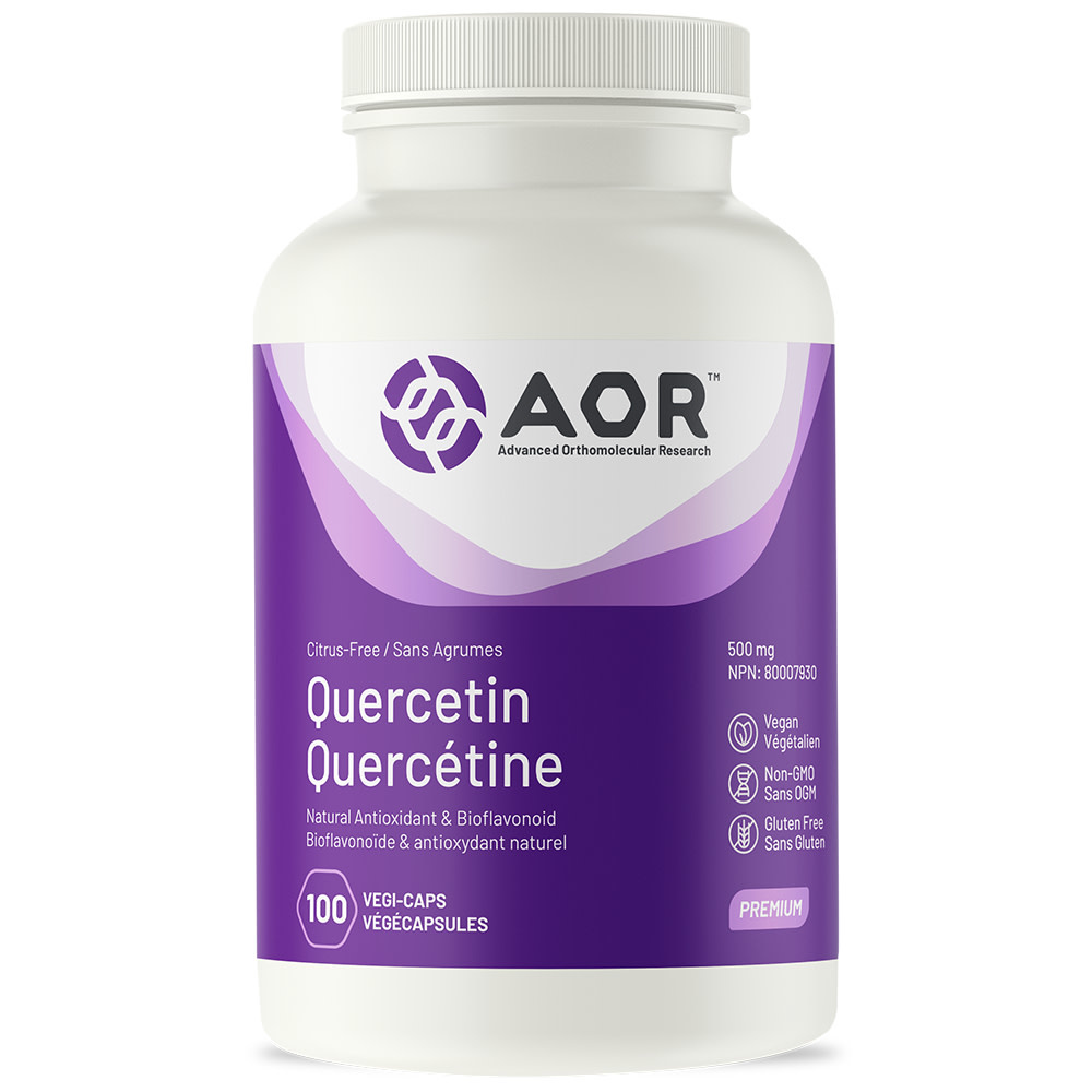 AOR AOR - Quercetin - 100 V-Caps