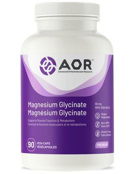 AOR AOR - Magnesium Glycinate - 90 V-Caps