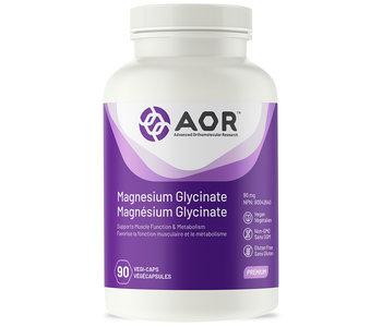 AOR - Magnesium Glycinate - 90 V-Caps