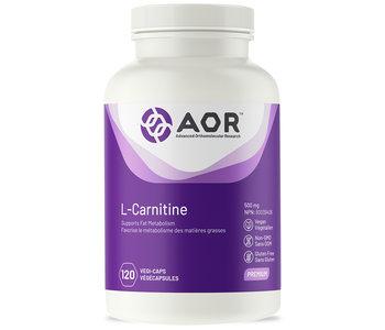 AOR - L-Carnitine - 120 V-Caps