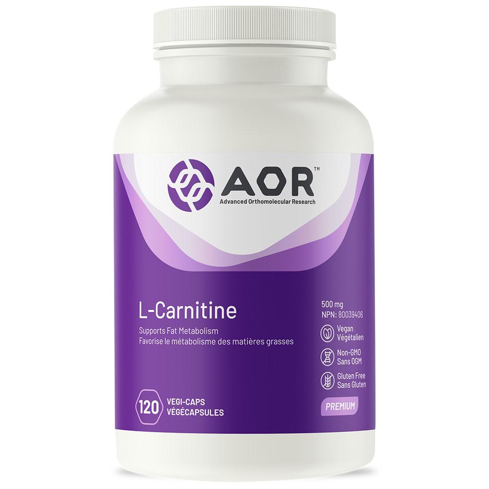 AOR AOR - L-Carnitine - 120 V-Caps