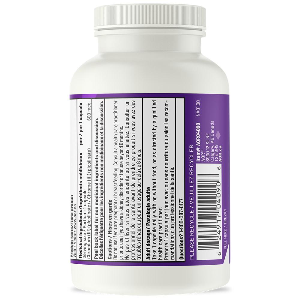 AOR AOR - Chromium Picolinate - 90 V-Caps