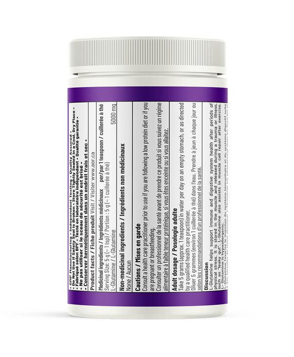 AOR - L-Glutamine Powder - 454g