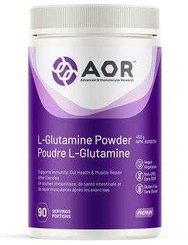 AOR AOR - L-Glutamine Powder - 454g