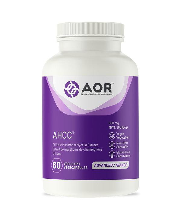 AOR - AHCC - 60 V-Caps