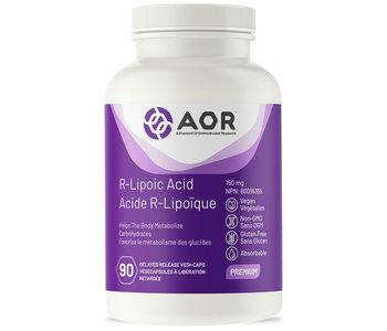 AOR - R-Lipoic Acid High Dose - 60 V-Caps